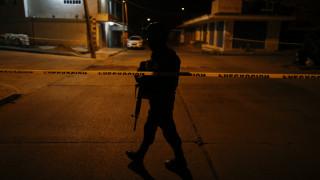 Μεξικό: Άγνωστοι άνοιξαν πυρ σε μπαρ και σκότωσαν τέσσερις σερβιτόρες
