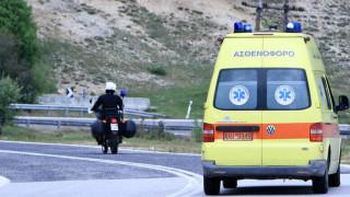 Κρήτη: Κλούβα «ντελαπάρισε» – Ο οδηγός εγκλωβίστηκε στα συντρίμμια