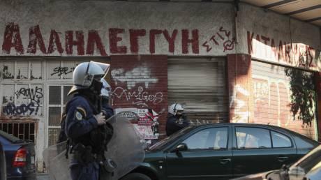 Κουκάκι: Εικόνες από το σημείο της αστυνομικής επιχείρησης