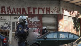 Κουκάκι: Εικόνες από το σημείο της τριπλής αστυνομικής επιχείρησης