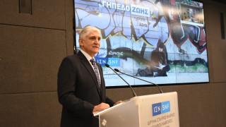 Ο Π. Γιαννάκης επικεφαλής του Γηπέδου Ζωής, της νέας πρωτοβουλίας του Ιδρύματος Σταύρου Νιάρχου