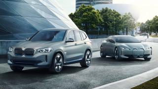 Αυτοκίνητο: H ηλεκτρική BMW iX3 θα έχει 286 ίππους και 440 χιλιόμετρα αυτονομίας