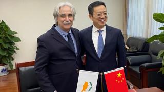 Η Κινεζική Ακαδημία στρατηγικός εταίρος του Ευρωπαϊκού Πανεπιστημίου Κύπρου