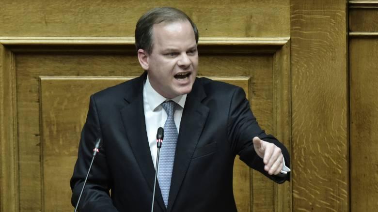 Προϋπολογισμός 2020 - Καραμανλής: Υπάρχει κι ένα όριο στην πολιτική προπαγάνδα του ΣΥΡΙΖΑ
