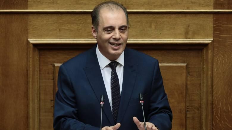 Προϋπολογισμός 2020 - Βελόπουλος: Να μη διανοηθούν να πάνε Χάγη απροετοίμαστοι