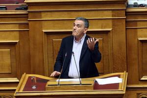 Ο κοινοβουλευτικός εκπρόσωπος του ΣΥΡΙΖΑ Ευκλείδης Τσακαλώτος