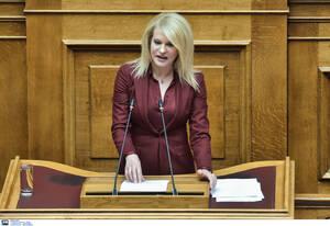 Ομιλία της βουλευτή του ΣΥΡΙΖΑ Θεοδώρας Τζάκρη