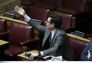 Ο βουλευτής της Νέας Δημοκρατίας Δημήτρης Καιρίδης