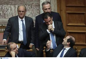 Άδωνις Γεωργιάδης, Απόστολος Βεσυρόπουλος