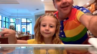 Η 5χρονη Νάστια είναι μια από τις πιο ακριβοπληρωμένες σταρ του YοuTube