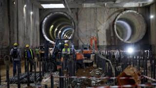 Μετρό Θεσσαλονίκης: «Πράσινο φως» από το ΚΑΣ για την απόσπαση των αρχαίων στο σταθμό Βενιζέλου