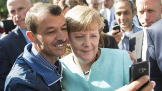 Προσφυγικό: Η Μέρκελ απέφυγε να απαντήσει για τα ασυνόδευτα παιδιά από την Ελλάδα