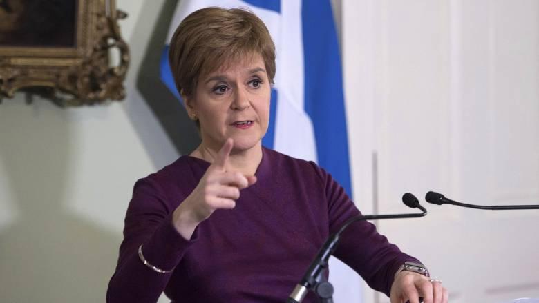 Νέο δημοψήφισμα ζητάει η Σκωτία - «Όχι» απαντά η Βρετανία