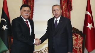 Al Jazeera: Η κυβέρνηση της Τρίπολης δέχεται την πρόταση της Τουρκίας για στρατιωτική βοήθεια