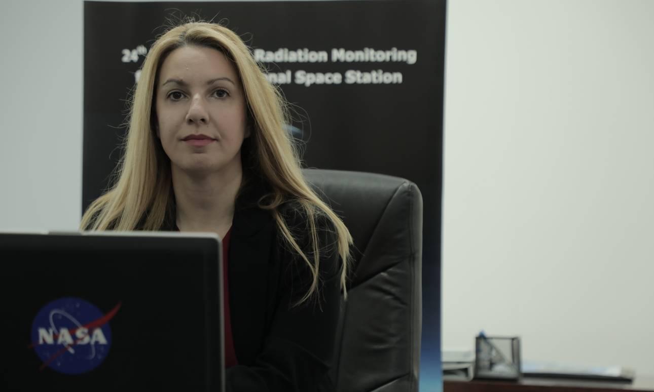 Μαριάνθη Φραγκοπούλου: Στέλνει στη Σελήνη το πρώτο ελληνικό σύστημα
