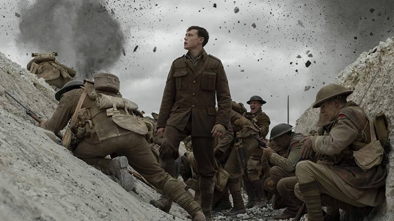 «1917»: Το νέο τρέιλερ της αντιπολεμικής ταινίας του Σαμ Μέντες (vid)