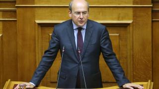 Μεγαλύτερη στήριξη για τις λιγνιτικές περιοχές ζήτησε από την ΕΕ ο Χατζηδάκης