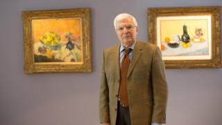 Ο Κυριάκος Κουτσομάλλης «οδηγεί» το Μουσείο Γουλανδρή στο αύριο
