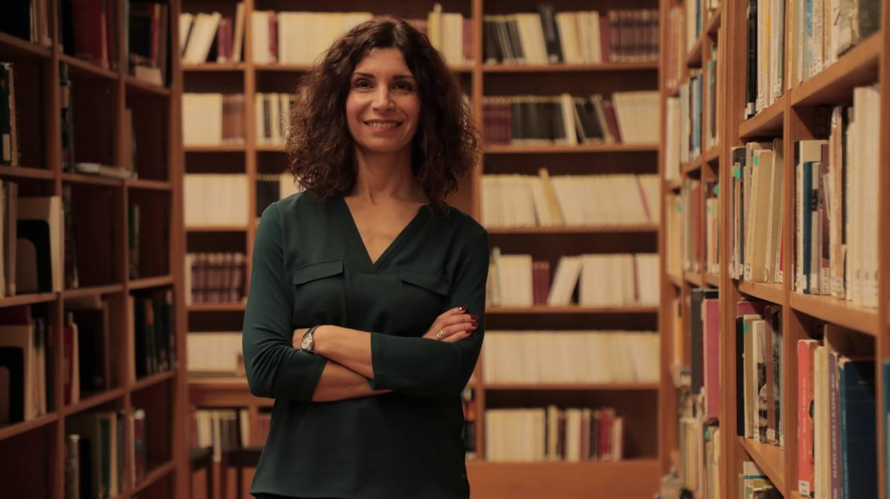 Παναγιώτα Ποϊράζη: Από την Κρήτη στην κορυφή της Βιοϊατρικής Επιστήμης στην Ευρώπη