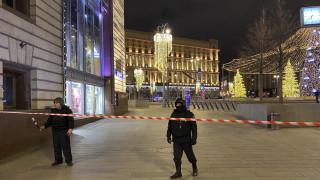 Ρωσία: Νέοι πυροβολισμοί στο κέντρο της Μόσχας