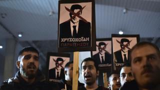 Συγκέντρωση του ΣΥΡΙΖΑ ενάντια στην αστυνομική αυθαιρεσία