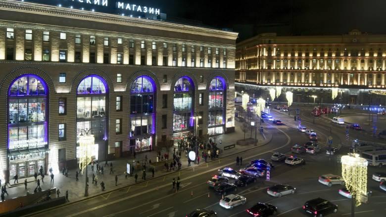 Ρωσία: Τουλάχιστον ένας νεκρός από τους πυροβολισμούς στο κέντρο της Μόσχας