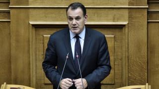 Παναγιωτόπουλος: Έκτακτο επίδομα 120 ευρώ για το προσωπικό των Ενόπλων Δυνάμεων
