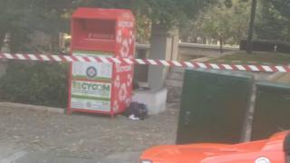 Ελεγχόμενη έκρηξη στην πλατεία Κολωνακίου - Η «ύποπτη» τσάντα περιείχε ρούχα