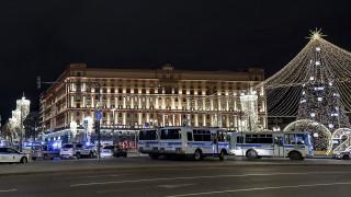 Μόσχα: Μοναχικός και λάτρης των όπλων ο δράστης της επίθεσης στην Ομοσπονδιακή Υπηρεσία Ασφάλειας