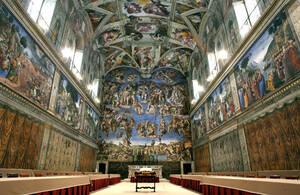 3 - Μουσεία Βατικανού, Ρώμη:  Διαθέτουν εκθέματα της μακραίωνης και τεράστιας συλλογής της Ρωμαιοκαθολικής εκκλησίας, περιλαμβανομένων διάσημων αγαλμάτων του αρχαίου κόσμου και αριστουργημάτων της Αναγέννησης και του σήμερα. Για να τα θαυμάσει ο επισκέπτ