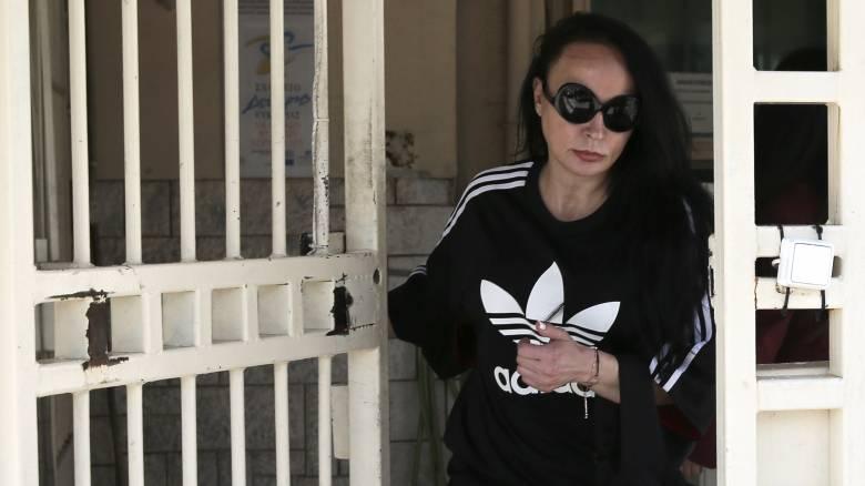 Βίκυ Σταμάτη: Ποινή φυλάκισης ενός έτους για την απόδραση από το Δρομοκαΐτειο
