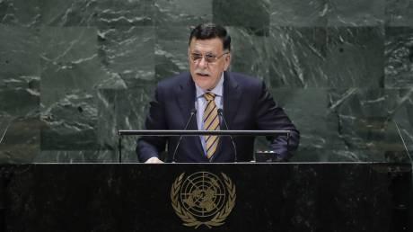 Λιβύη: Βοήθεια από πέντε χώρες ζητά ο Σάρατζ για να απωθήσει τις δυνάμεις του Χαφτάρ