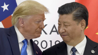 Επικοινωνία Τραμπ - Σι Τζινπίνγκ για εμπόριο, Βόρεια Κορέα και Χονγκ Κονγκ