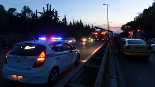 Δύο νεκροί σε τροχαίο στη Θεσσαλονίκη
