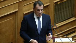 Παναγιωτόπουλος: Κάνουμε τη δουλειά μας ό,τι κι αν λέει ο Ερντογάν