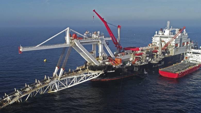 Νέες αντιδράσεις στις κυρώσεις Τραμπ για τον Nord Stream 2