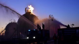 Συρία: Ρουκέτες έπληξαν διυλιστήριο στην πόλη Χομς