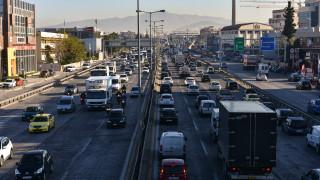 Χριστούγεννα 2019: Σε ποιους δρόμους θα εφαρμοστούν έκτακτα μέτρα της Τροχαίας
