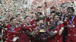 Παγκόσμιο Κύπελλο Συλλόγων: Στην κορυφή του κόσμου η Λίβερπουλ