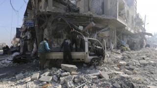 Συρία: Τουλάχιστον 12 άμαχοι νεκροί από βομβαρδισμούς