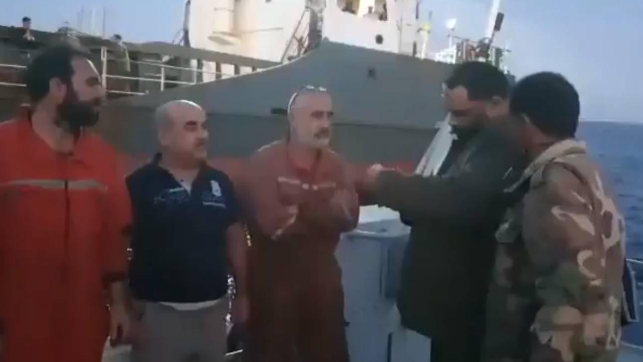 Λιβύη: Οι δυνάμεις του Χαφτάρ κατέλαβαν πλοίο με Τούρκους ναυτικούς
