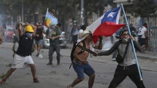 Χιλή: Εντοπίστηκαν απανθρακωμένα πτώματα - Στους 28 οι νεκροί από τις συγκρούσεις