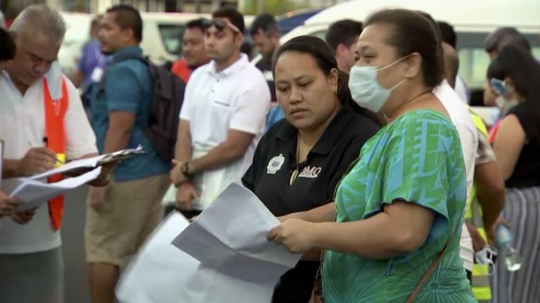 Η ιλαρά «θερίζει» τη Σαμόα: Στους 79 οι νεκροί - 26 κρούσματα σε ένα 24ωρο