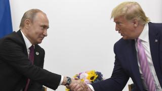 Επιστολή Τραμπ σε Πούτιν για τα πυρηνικά