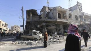 Συρία: Μεγάλης κλίμακας προέλαση δυνάμεων του Άσαντ στην Ιντλίμπ