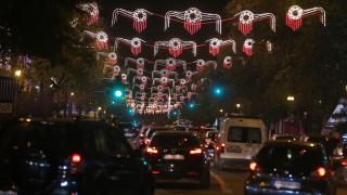 Χριστούγεννα 2019: Σε ποιους δρόμους ισχύουν έκτακτα μέτρα της Τροχαίας