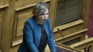 Γεροβασίλη σε Τασούλα: Παπαδημητρίου - Λοβέρδος να ζητήσουν δημόσια συγγνώμη