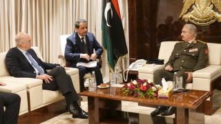Δένδιας: Επιβλαβή για τον λιβυκό λαό τα μνημόνια με την Τουρκία
