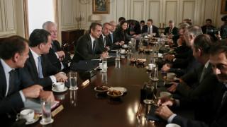 Συνεδριάζει τη Δευτέρα το υπουργικό συμβούλιο - Τι θα συζητηθεί