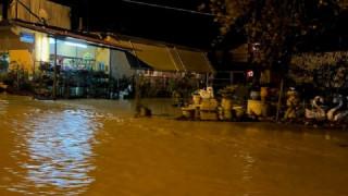 Σοβαρά προβλήματα από την κακοκαιρία: Πλημμύρισε η Άρτα